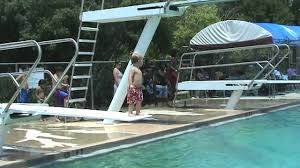 indoor pool house with diving board. 1 Year Old And 3 Jumping Off Diving Boards - YouTube Indoor Pool House With Board