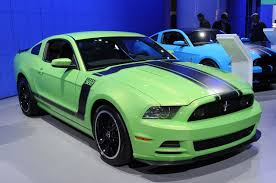 green 2013 boss 302 / Brothers Performance Warehouse
