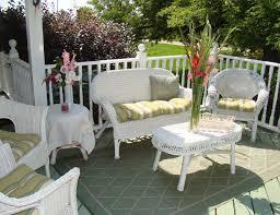 Used Wicker Patio Furniture Home Design Ideas