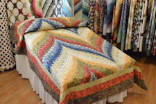 Amish Quilts for Sale – Quilt Shops in Lancaster, PA (2018 List ... & Handmade Amish Quilts For Sale - Quilt Shops in Lancaster, PA Adamdwight.com