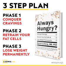 always hungry weight loss plan low carb yum 3 step plan