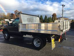 Light Duty Dump Bodies We Outfitted This F350 Chassis With A Duramag Truck Bodies