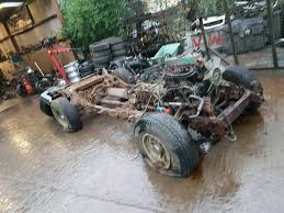 daihatsu jeep axle chie