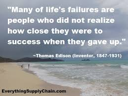 Image result for thomas edison words