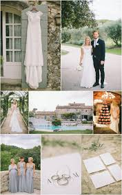le mas de la. Simple And Elegant Le Mas De La Rose Wedding Snapshot