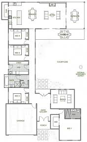 australian l shaped house plans