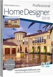 Amazon.com: Chief Architect Home Designer Pro 2018 - DVD