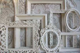 large picture frames beautiful white picture frame set shabby chic heirloom white