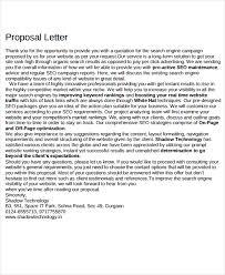 9+ Seo Proposal Examples - Pdf