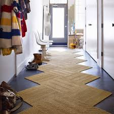 interior contemporary diagonal style brown hallway carpet as well