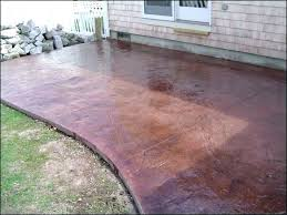 how to paint concrete patio best for painting deck sponge can i slabs how to paint concrete patio