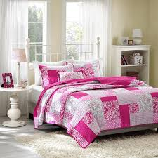 Small Picture Amazoncom Mizone Abbey 4 Piece Coverlet Set FullQueen Pink