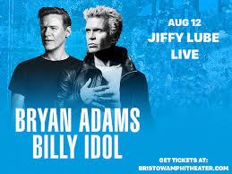 Jiffy Lube Live Seating Chart Luke Bryan Bryan Adams Billy Idol Tickets 12th August Jiffy Lube