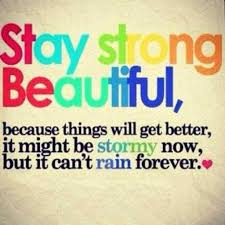 Strong Love Quotes New Happy Stay Strong Quotes On QuotesTopics