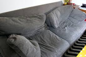 restuffing sofa cushions how to fix crumpled sofa back cushions how to couch pillows how to restuffing