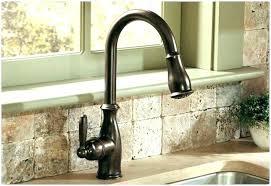 loose kitchen faucet handle fix moen single set