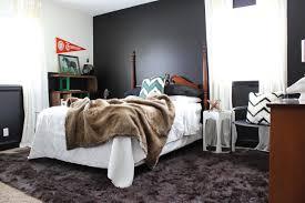 Masculine Bedroom Design The Diy Designer Masculine Bedroom Office Makeover Noogacom