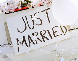 Just Married Quotes just married Single For 100 With The Duke 29