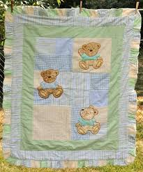 Teddy Bear Baby Quilt Patterns Free Teddy Bear Cot Quilt Patterns ... & Teddy Bear Baby Quilt Patterns Free Teddy Bear Cot Quilt Patterns Teddy Bear  Baby Quilt Teddy Adamdwight.com