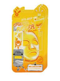 Витаминизированная <b>тканевая маска для повышения</b> упругости ...