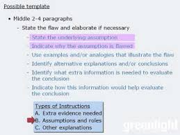 gre analytical writing writing the argument essay  gre analytical writing writing the argument essay