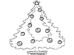 Coloring Page Christmas Tree Coloring Pages Tree Coloring Pages For