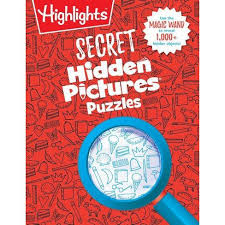 This puzzle involves mature themes that are inappropriate for younger audiences. Highlights Secret Hidden Pictures Paperback Target