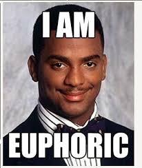 I am euphoric - Memes Comix Funny Pix via Relatably.com