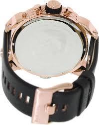 gold watches 4 men diesel dz7261 mr daddy 4 time zone rose gold diesel gold mens watches