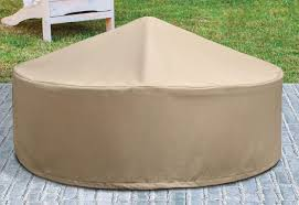 sure fit patio furniture covers. Patio Armor Firepit Cover Outdoor Furniture Sure Fit Covers