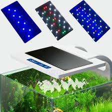 Aquarium Licht Led Beleuchtung Angeln Schalter Touch Design Aquarium  Pflanzen Aquarium Aquatic Gras Led Lampe Licht