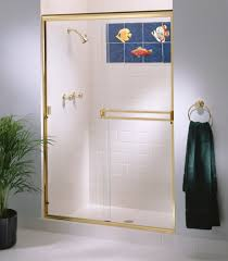 semi frameless sliding shower doors. semi frameless - slider 1400 series sliding shower doors o