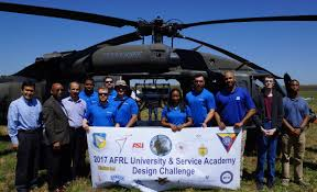 air force vehicle operations tsu engineering students receive praise for design of transport