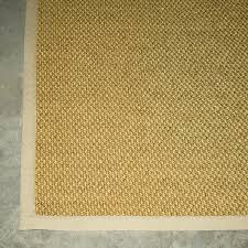 crate and barrel sisal rug area linen