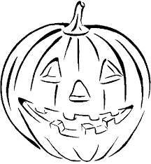 Kleurplaat Kleurplaat Halloween Pompoenen 60 9717 Kleurplaten