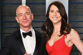 MacKenzie Bezos net worth: How much is Jeff Bezos' ex-wife valued at after  pledging billions to charity? | London Evening Standard