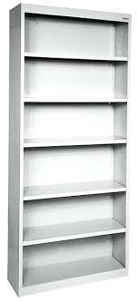 sandusky lee wire shelving elite welded bookcase x 5 shelves
