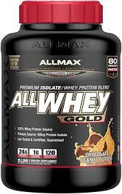 ALLMAX ALLWHEY 5lb Chocolate Peanut Butter ... - Amazon.com