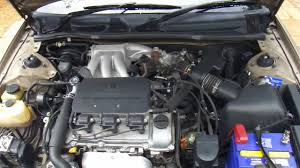 Toyota Camry Vienta VXi Economical 3.0 Litre V6 Auto - YouTube