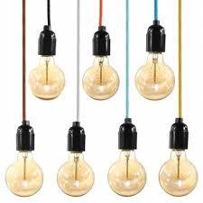 e27 industrial vintage pendant lamp