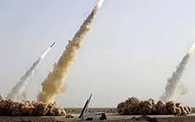 Image result for حمله موشکی جدید ایران پیامی به واشنگتن، ریاض و تلآویو است
