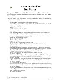 ks lord of the flies by william golding teachit english  9 preview