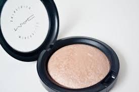 mac mineral highlighter lightscapade i 28 beautiful beauty blush bronze bronzer brush contour cosmetics