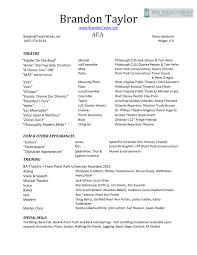 Filmmaker Resume Template Filmmaker Resume Resume And Cover Letter Resume And Cover Letter 24