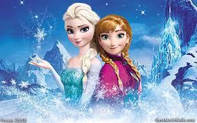 anna y elsa frozen wallpaper image 729021