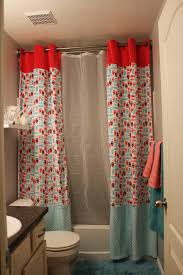 Congenial Brown Shower Curtains Wirh Matching Rods Shower Curtainssets  Brown Shower Curtains Wirh Matching Rods in