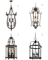 bronze lantern pendant lighting designs