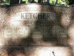 Ernestine Bird Ketcher (1914-1975) - Find A Grave Memorial