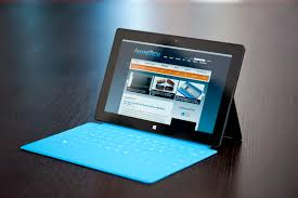 Micrsoft Table Microsoft Surface Pro Review