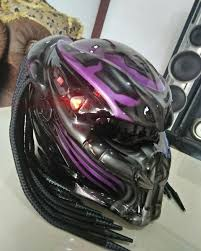 Predator Motorcycle Helmet Designs Love This Predator Helmets Street Fighter Dot Approved You